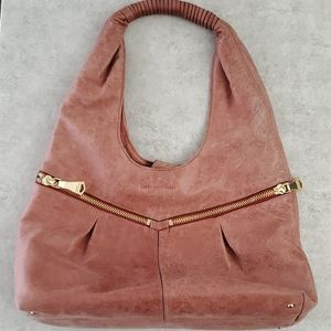 Aimee Kestenberg Hobo Bag Leather Light Rust Gia